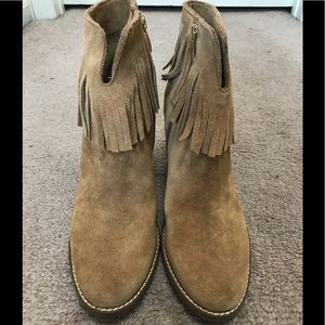 75f6be24a1c75 Neiman Marcus Shoes - Neumann Marcus Women s Suede Booties